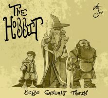 The Hobbit by RhythmAx