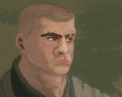 Quick Zaheer Painting by Xiphyc