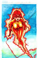 Firestar Markers by RAHeight2002-2012