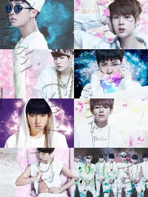 BTS Collage by ZouisTomlik-GDyTOP