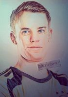 Manuel Neuer by TimelordLoki