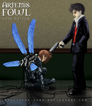 Artemis FOWL by Zaigard