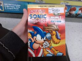 Adventures of Sonic the Hedgehog volume 2 by sonicfan40