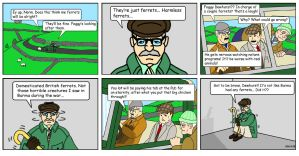 Last of the Summer Wine comic3 by MST3Claye