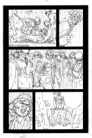 PREVIEW: THE LIVERPOOL DEMON #1 PG  13 PENCILS by MattTriano