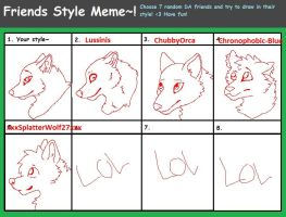 Style Meme by Hyperactive-Blue