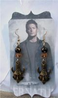 Dean's Amulet Earrings by KouranKiyo