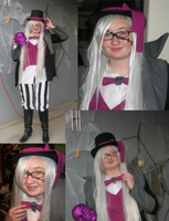 My Undertaker Mad Hatter Costume by Rainbow-Moose