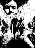 X-Files Cover by JMD3