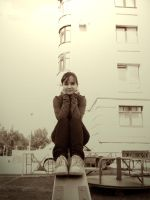 On the playground2 by Irkis