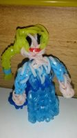 Queen Elsa loom band doll by Schrucy