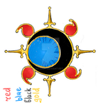 New human Empire Emblem Crest colored by smcandy