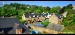 Bretagne Tilt shift 01 by fifoux