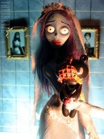 Corpse Bride Gloom by toysrevil