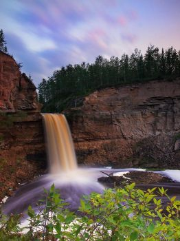 The Little Falls by Thomas-Koidhis