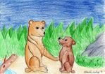 Brother Bear by uumbrella