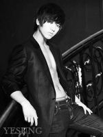 Sexy Yesung by cloudyanchovy