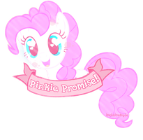 Pinkie Promise by imclairedoyle