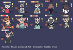 [MM] Character Roster v1.0 by weepysheep