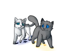 Warrior cats 4 by Velocira