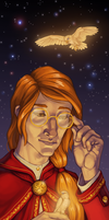 Fairy Kestrels by Shadow-Wolf
