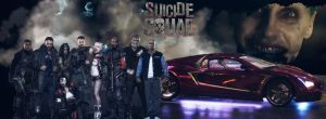 Suicide Squad by SimmonBeresford