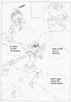 the milkyway's chapter 1 page 1 sketch by miyuu1chan