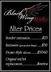 AlterPrices by BlackWingStudio
