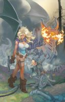 Steam Punk Fairytale by Roboworks