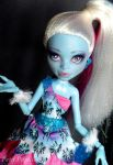 DOT Dead Gorgeous Abbey Bominable Repaint by Nurlindae