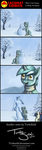 That's One Funny-looking Snowpony... by TurboSolid