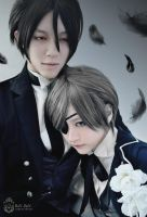 Black Butler - Yes My Lord by Ranmaru-Mori