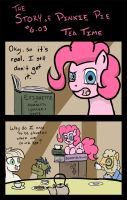 The Story of Pinkie Pie #6.03: Tea Time by JBerg18