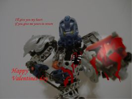 Happy Valentines day by h2otothe650