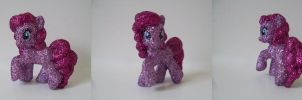 My Little Pony: Glitter Pinkie Pie by heatbish