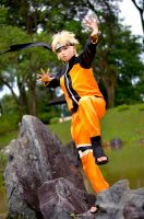 Naruto Shippuden : The Student of the Pervy Sage by Adellexe