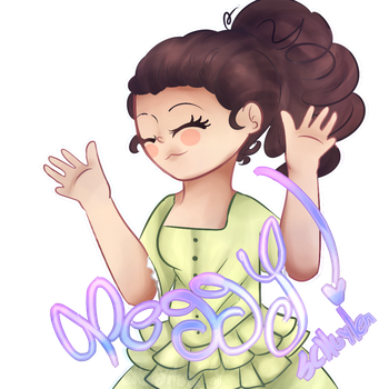 Hamilton - Peggy Schuyler by nekokawaii237