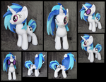 Vinyl Scratch! by fireflytwinkletoes