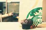 Starbucks: Chocolate Muffins by Tsunatta