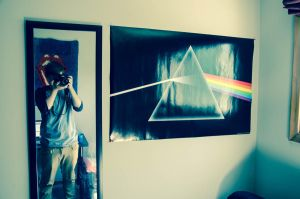 Pink Floyd by FlyingContraption