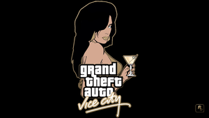 Grand Theft Auto Vice City Wallpaper by eduard2009