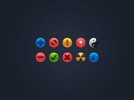 32px icons set preview 1 by JackieTran