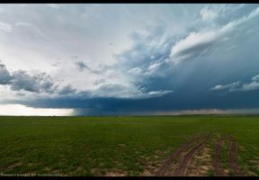 Out Into the Plains by FramedByNature