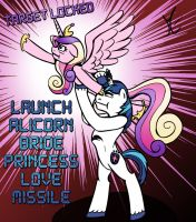 Alicorn Missile Launcher by Senselesssquirrel