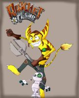 Ratchet and Clank Mania by TheEnigmaoftheSoul