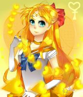 Sailor Venus by MintMiu