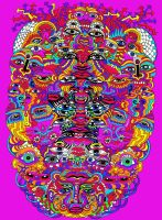eyezzzz by treebee by psychedelics