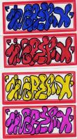 Liverspoon bubble stickies by liverspoon