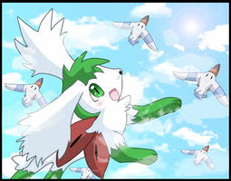 'I can fly too' by The-Cactus-Runner
