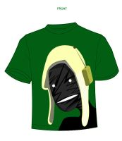 Iggy T-Shirt Design by Abnormal-Child